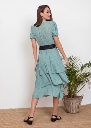 vestido-cloe-lunares-cinturon-verde