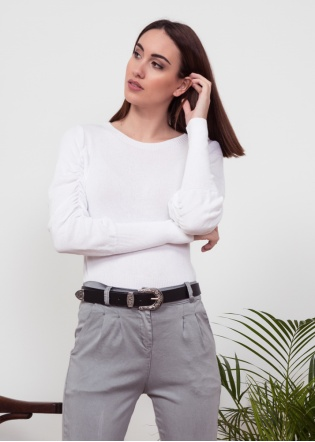 jersey-cloe-manga-fruncida-blanco
