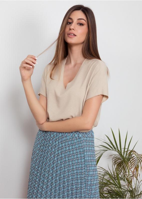 camiseta-cloe-punto-siber-beig