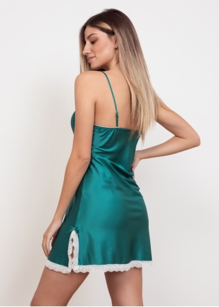 Camisón naira verde