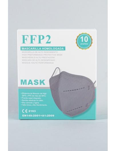 Mascarilla FFP2 Gris