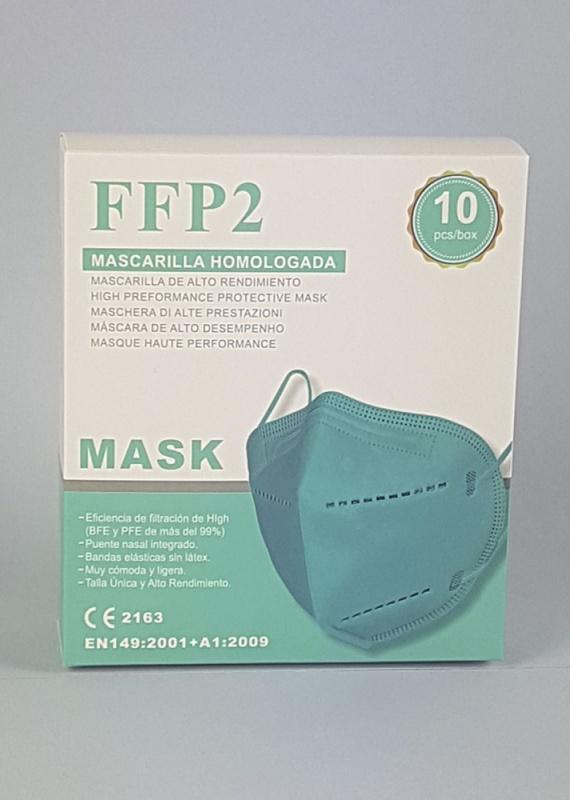 mascarilla-ffp2-verde