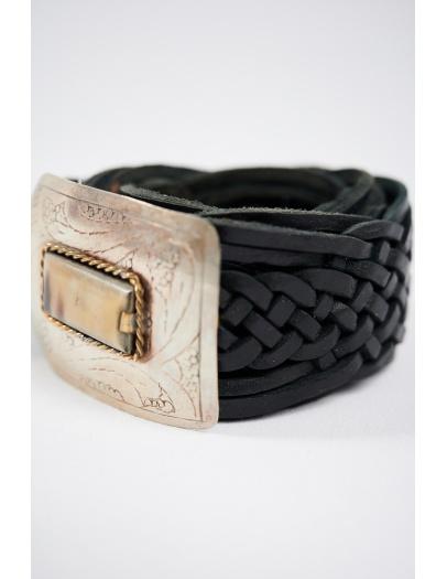 Cinturon Kansas HC negro