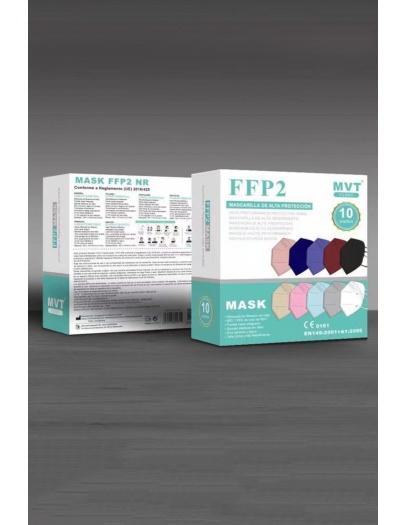 Mascarilla FFP2 variada M-3