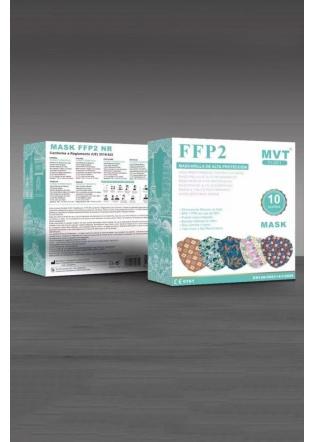 Mascarilla FFP2 estampada E-5