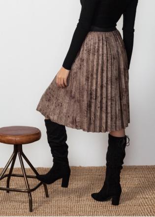 falda-plisada-retro