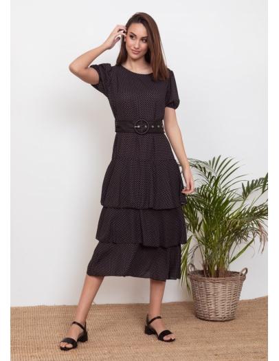 vestido-lunares-cinturon