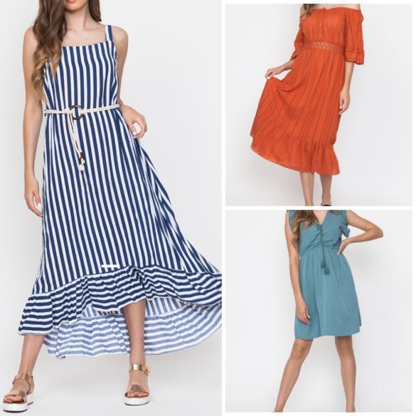 Apuesta por los vestidos en verano La tienda de Cloe